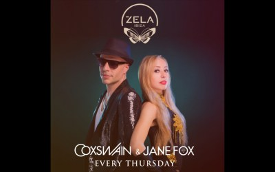 LIVE ACT IBIZA SUMMER AT ZELA RESTAURANTS
