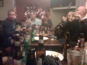 Music at Ros a Mhil Pub