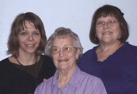 Teresa, Dorothy, and Peggy (2011)