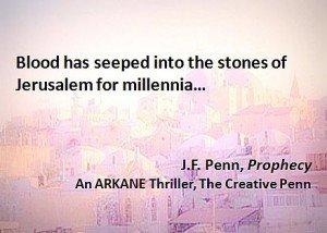 Porter Anderson, Writing on the Ether, Jane Friedman, author, publisher, agent, books, publishing, digital, ebooks, Joanna Penn, J.F. Penn, Prophecy, ARKANE Thriller, The Creative Penn, TheCreativePenn