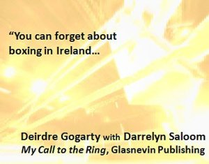 Porter Anderson, Writing on the Ether, Jane Friedman, author, publisher, agent, books, publishing, digital, ebooks, Deirdre Gogarty, Darrelyn Saloom, My Call to the Ring, Glasnevin Publishing, Martine Franck, Magnum Photos