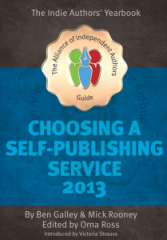 Choosing a Self-Publishing Service