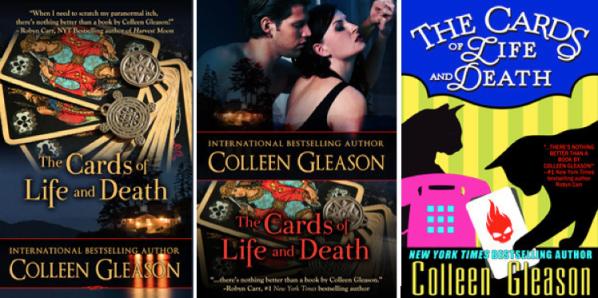 Colleen Gleason covers