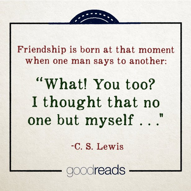 """This quote from CS Lewis' """"The Four Loves"""" drew 17,142 likes on Goodreads in 2013. Courtesy: Suzanne Skyvara"""