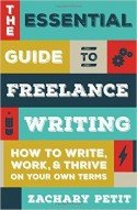 Cover for The Essential Guide to Freelance Writing