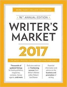 Writer's Market 2017