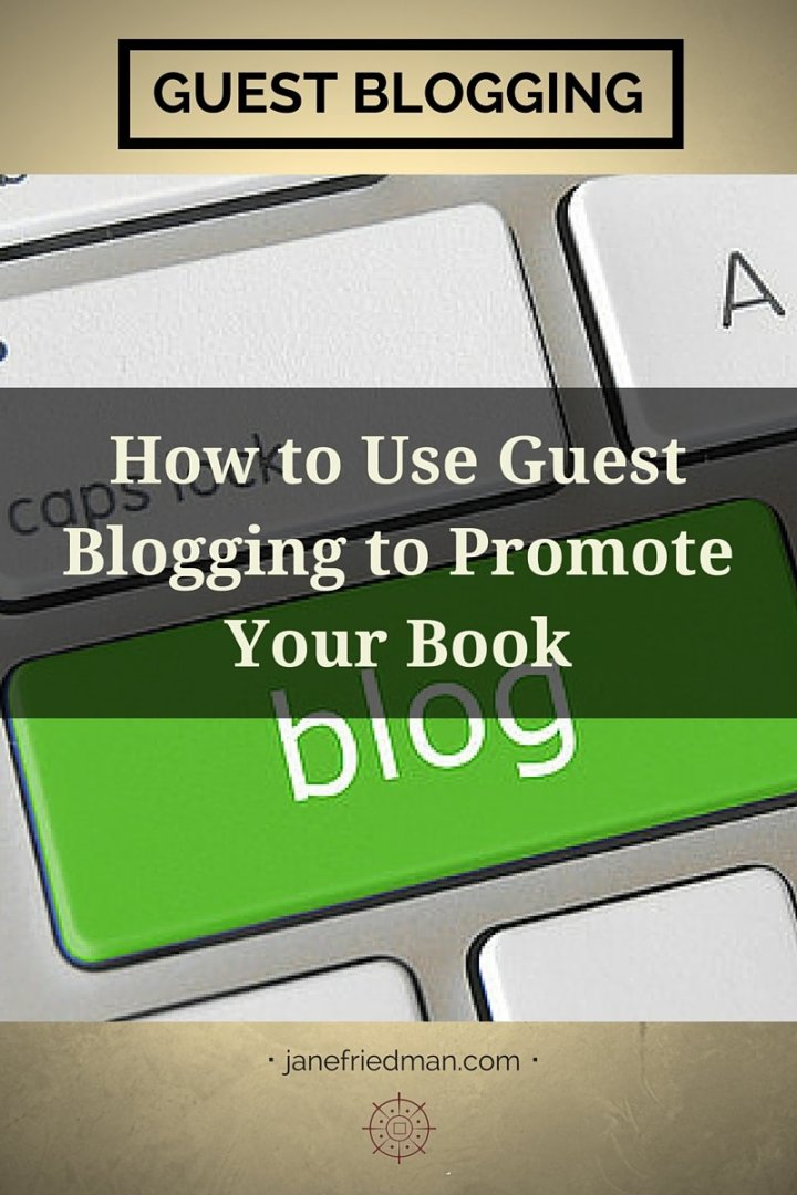"""""""When you create a guest post, you write an article specifically for a site that is not your own. Over the past few years, guest blogging has become a powerful (and free) tool in many authors' book promotion toolboxes."""" -online marketing expert Beth Hayden"""