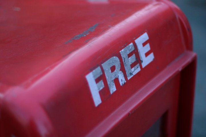 writing for free