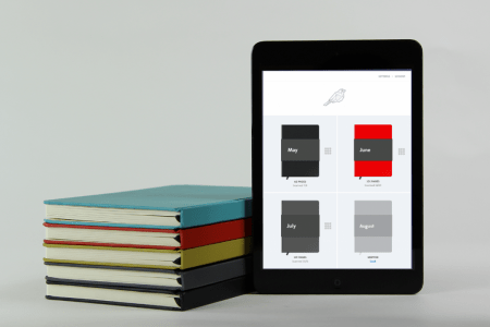 Mod notebooks