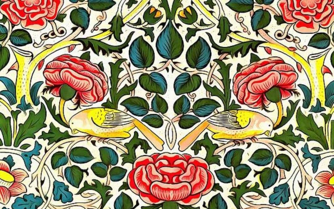 Flowering Through Time Art Nouveau  1890- 1914