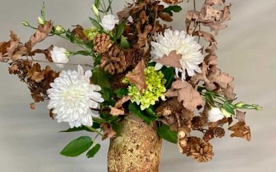 Flower Show Arranging