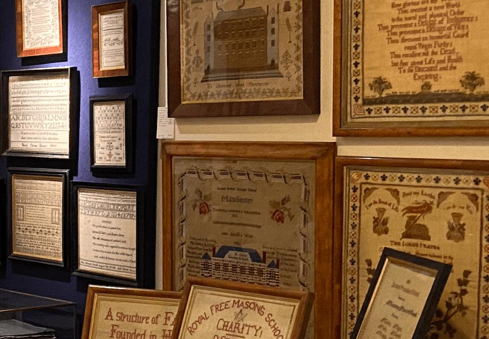 Rebecca Scott & Witney Antiques