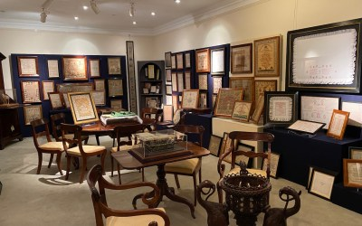 Today I went to Witney Antiques