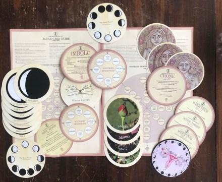 cyclical_wisdom_altar_cards