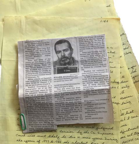 Bonin and Bradford: Two Different Serial Killers – Introducing Bill Bradford