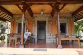 Terrasse Pondok Wisata Lihat Sawah Hotelanlage in Sidemen