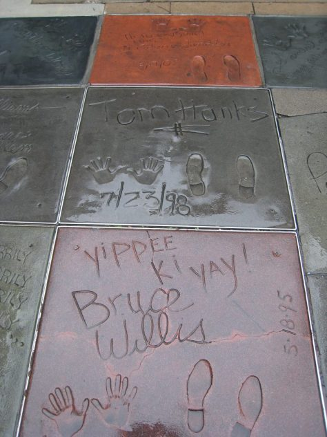 Chinese Theater - Hollywood Boulevard