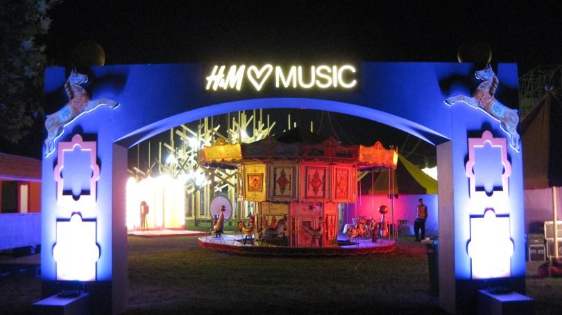 H&M Music Sziget 2015