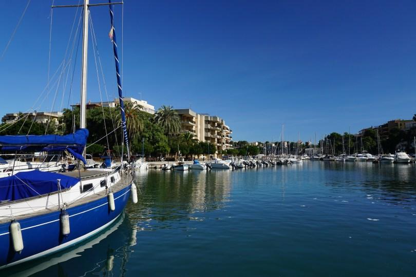 Porto Christo Hafen Boot
