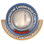 Intentional leadership certification icon from Differentiated Coaching Associates