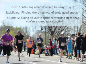 Grit in Action