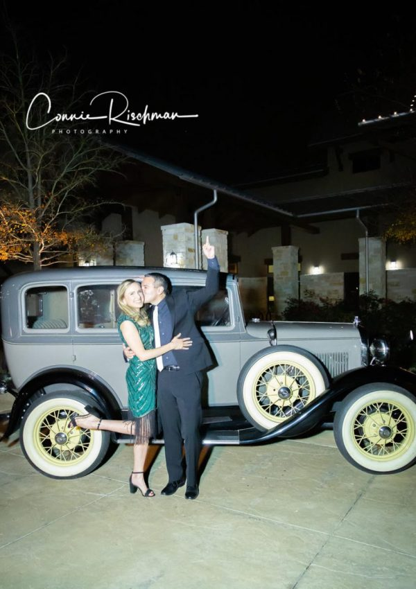 Classic Car 20s party