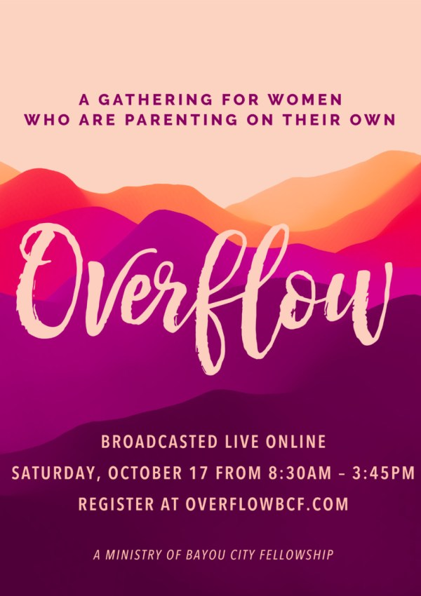 Overflow – A Free Virtual Conference for Women