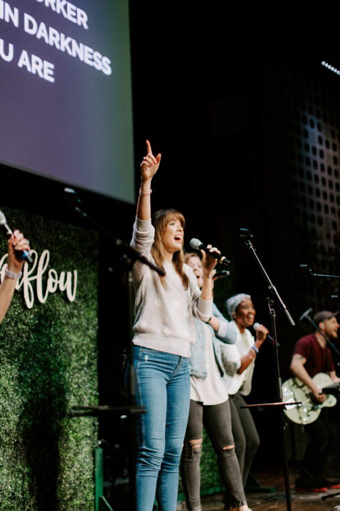 Bayou City Fellowship worship
