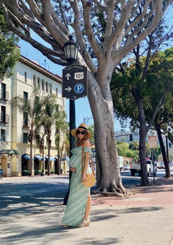 Tips for a Santa Barbara Babymoon
