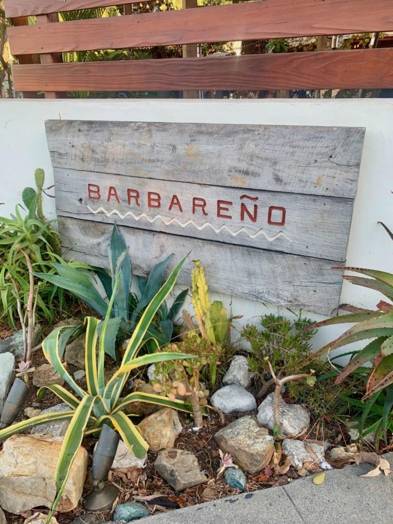 Barbareno Santa Barbara
