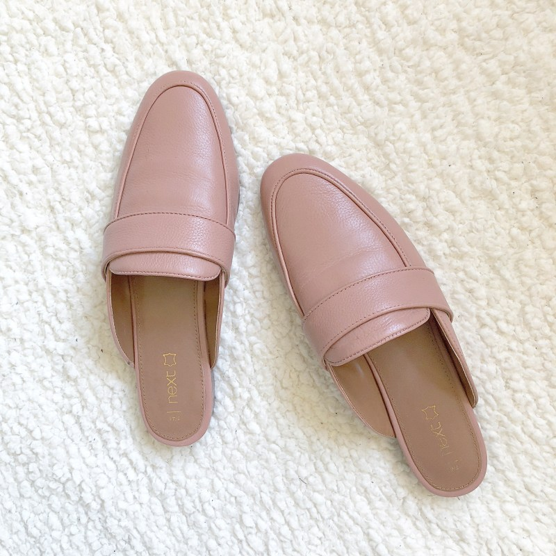 Next Nude Mules
