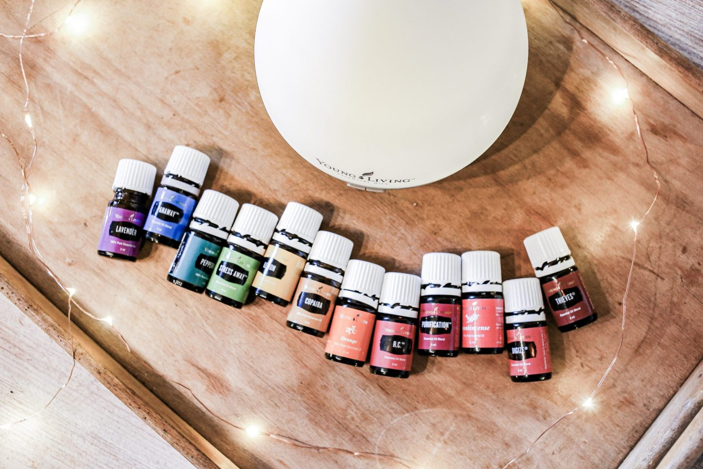All about starting with oils