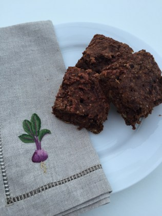 Beetroot 'Brownies'