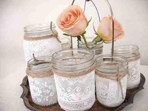Jars Wrap Homemade Jelly