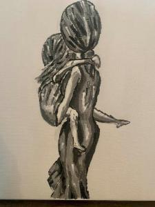 Drawing by Brynnli Bullen