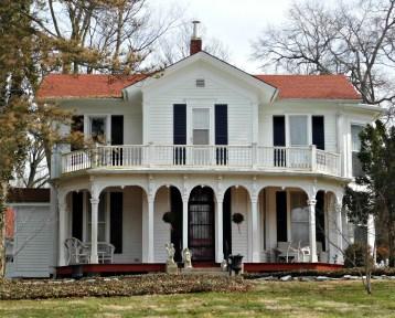 The Hadley House