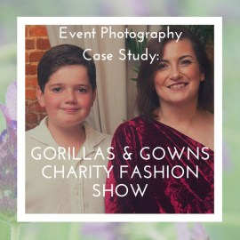 Gorillas & Gowns Fashion Show
