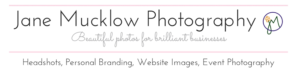 Page header image for Jane Mucklow Photography's headshots and branding photos