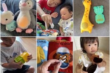 【團購】10大小牛津嬰兒安撫玩具/幼兒教具開箱,訓練寶寶智力發展與感官訓練、培養親子關係的好幫手