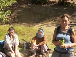 Annette, Wendy, Doreen