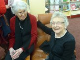 Merle Goldsmith and Barbara Burton