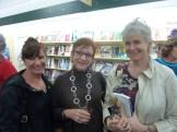 Professor Vicki Parker, Dr Glenda Parmenter and Dr Frances Quinn