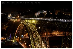 Bridge by Eiffel - Porto