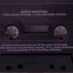 Been Caught Stealing Import Cassette Single Side 1