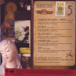 A Cabinet Of Curiosities Best Buy Disc 5 Back