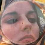 Classic Girl Picture Vinyl Side 1