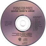 Good God's Urge Advance CD Disc
