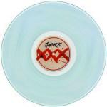 Jane's Addiction Clear Vinyl Side 1