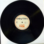 Jane's Addiction Black Vinyl Side 2