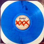 Jane's Addiction Blue Vinyl Side 1